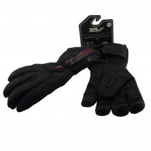 Guantes Para Moto Shaft 309wp 100% Impermeables